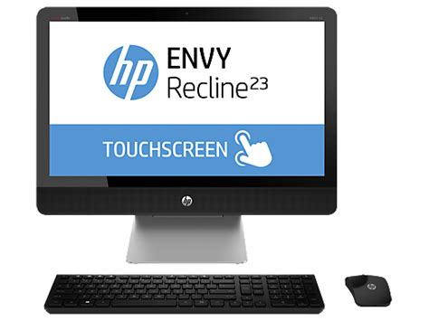 Hp Envy Recline 23 K105xt Review All Electric Review