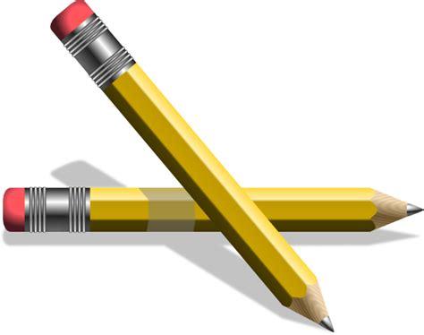 Confidence In Science E Pen Gratis Ongkir yellow pencils clip at clker vector clip royalty free domain