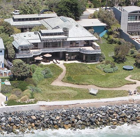 steven spielberg house malibu archives luxury homes
