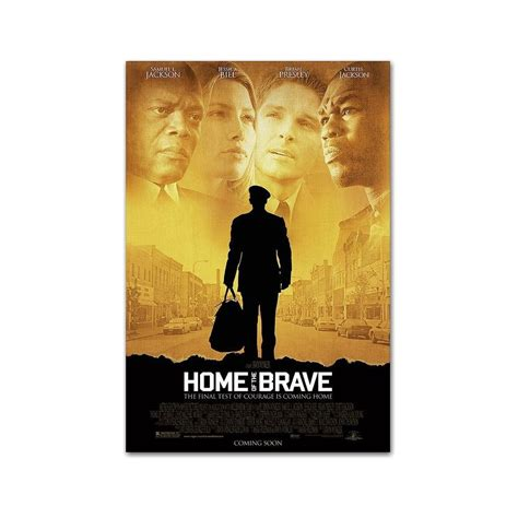home of the brave 27 quot x 40 quot us poster cin 233 ma