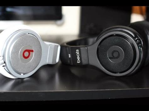 Beats By Dre Pro Detox Vs Real by Beats By Dr Dre Limited Edition Detox Pro Vs Original