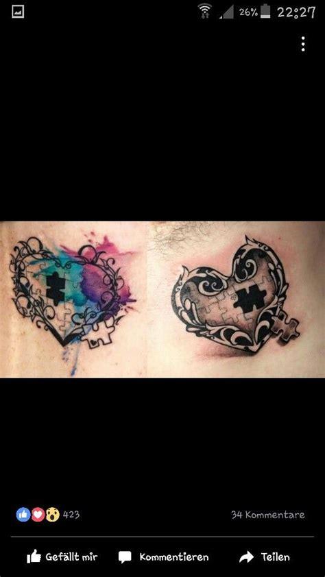 Partner Tattoos Vorlagen by 16 Besten Partnertattoo Bilder Auf Paar