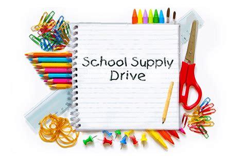 school supply drive dallas  united methodist church
