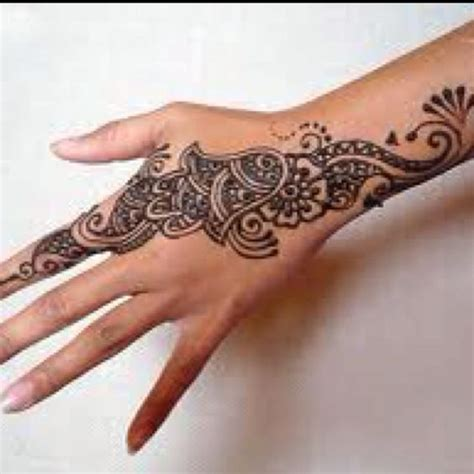 henna tattoos how they work i