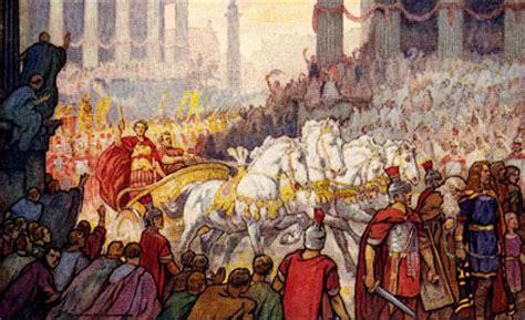 consoli romani i ludi romani romanoimpero