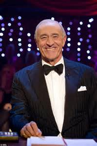uk len len goodman bids farewell to strictly come during