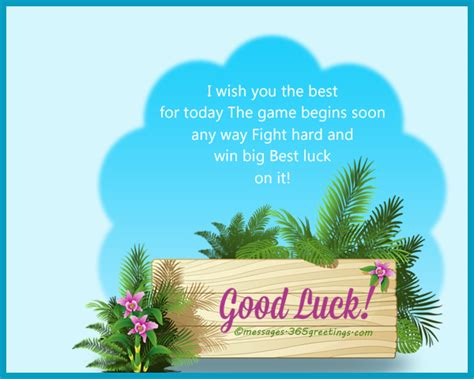wishing all the best messages luck messages wishes and luck quotes