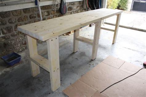 Construction Etabli En Bois 4805 by Etabli Enti 232 Rement Ponc 233 Et Pr 234 T Pour La Peinture