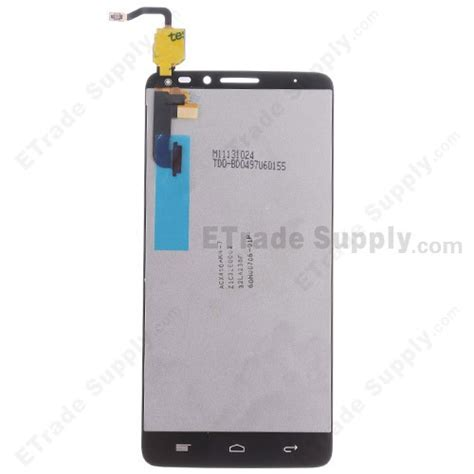 Lcd Touchsreen Alcatel Onetouch Idol X Ot 6040 D 2 alcatel one touch idol x ot 6040d lcd screen and digitizer assembly black etrade supply