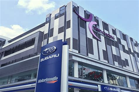 subaru showroom malaysia showroom locations subaru singapore