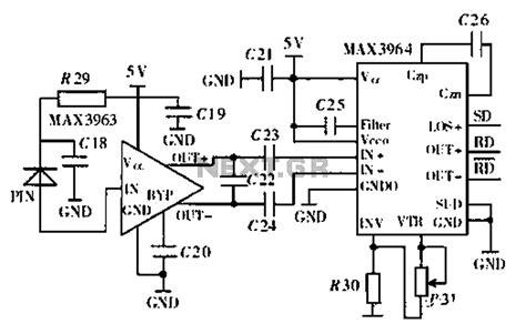 optical integrated circuit schematics optical circuit sensors detectors circuits next gr