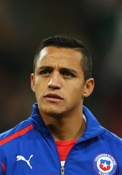 alexis sanchez haircut alexis sanchez pictures england v chile zimbio