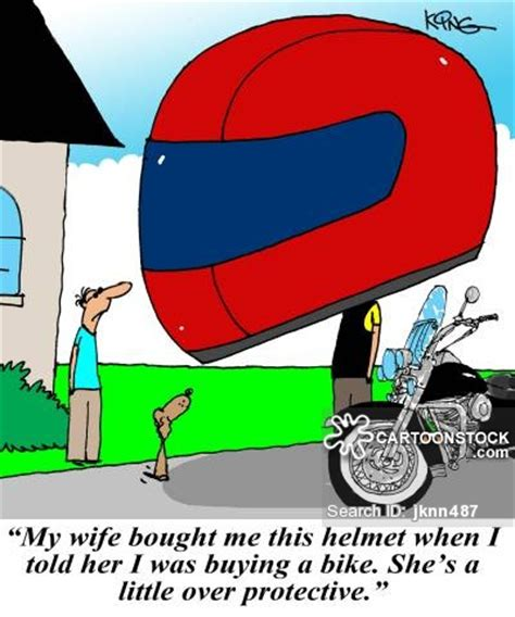 Motorradfahren English by Cartoons Und Karikaturen Mit Motorrad