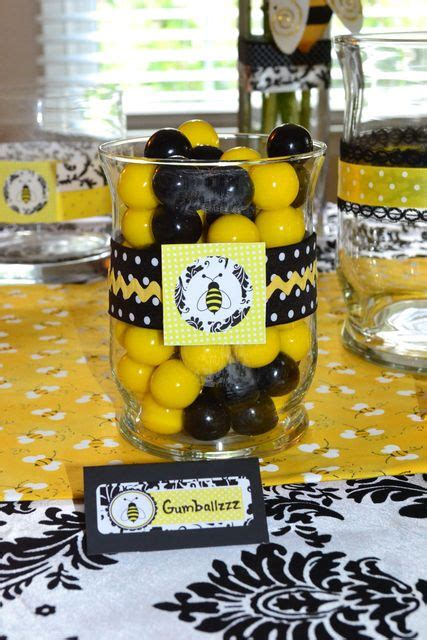 Bee Decorations by Best 25 Bee Baby Showers Ideas On Bee To Bee And Bee Gender Reveal