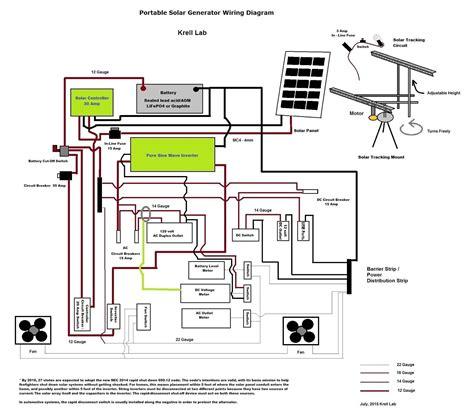 standby generator wiring diagram  wiring diagram