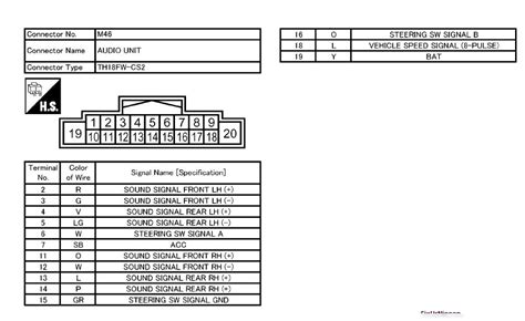2009 nissan frontier oem stereo wiring guide wiring