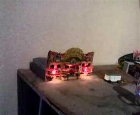 kirmes modellbau beleuchtung faller geistertempel geisterbahn 1 87 h0 modell how to