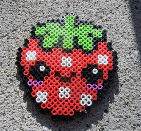 kawaii perler perler perler bead patterns awesome