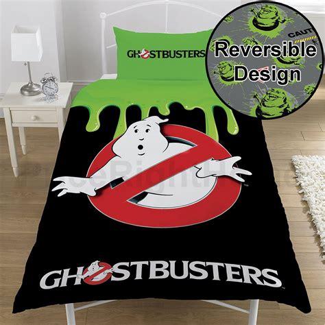 Cot Duvet Sets Uk Ghostbusters Single Duvet Cover Set Official Bedding
