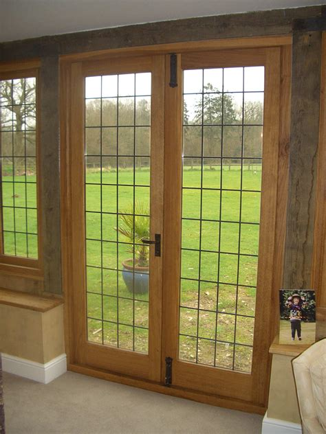 Glazed French Doors The West Sussex Antique Timber Glazed Barn Doors