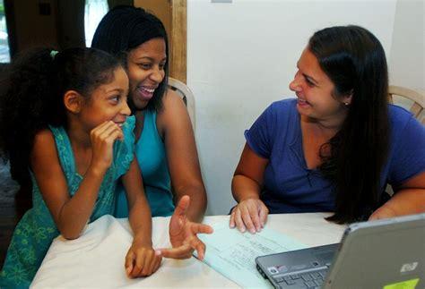 house calls help galloway charter school teachers build