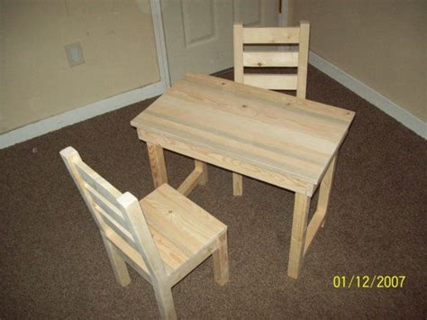 unfinished childrens table and chairs childs table and chair set unfinished furniture