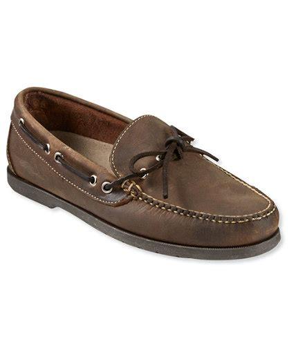 llbean mens slippers s handsewn moccasins c moc