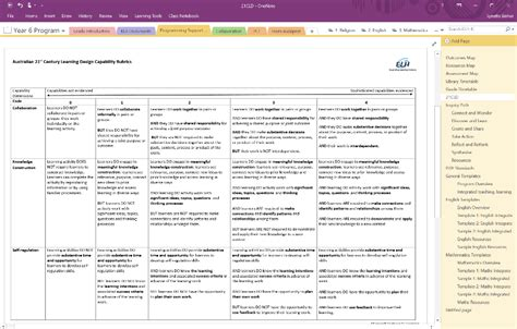 epic planning in onenote office blogs