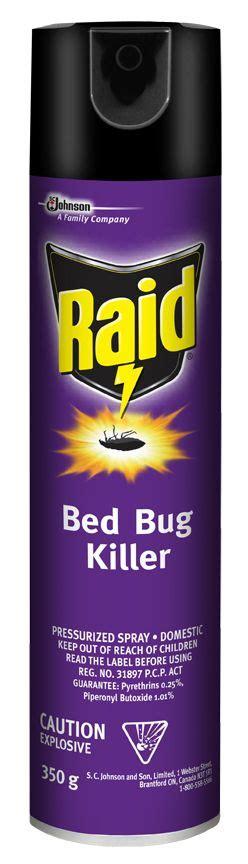 raid bed bug killer  home depot canada