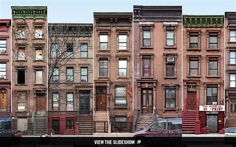 brownstone house nyc new york city real estate harlem brownstones have slipped back into six figures