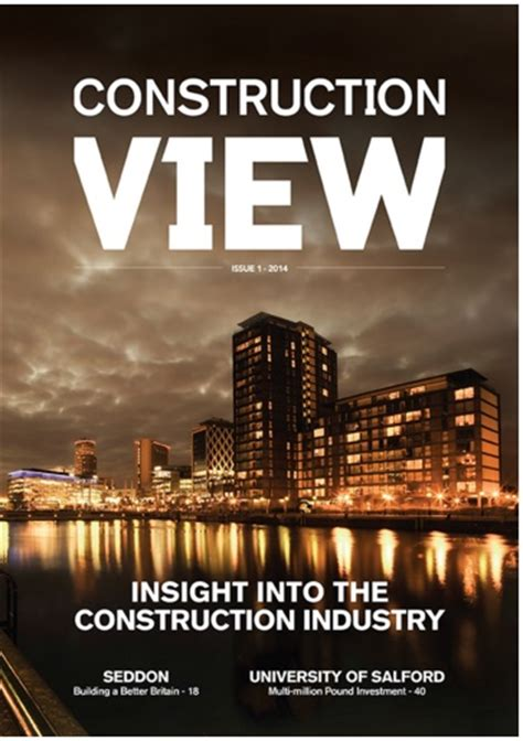 Construction View Magazine   Red Van Plumbers