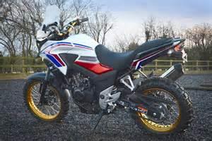 Honda Heritage New Rally Raid Cb500x Heritage Bike Build Adv Pulse