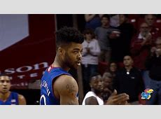 College Basketball Applause GIF by Kansas Athletics - Find ... Jayhawks