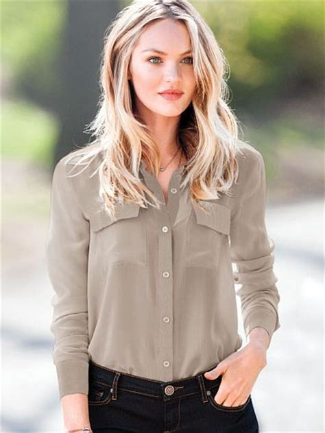 did candace swanepoel cut hair 17 best ideas about medium hairstyles on pinterest