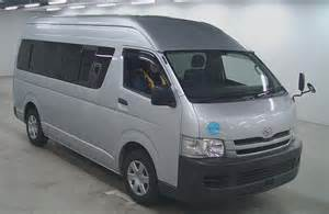 Toyota 15 Seater Toyota Hiace Commuter 15 Seater Buy Toyota Hiace High
