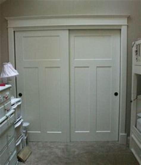 Closet Door Covers We Just Put Wainscoting On Our Broken Mirrored Closet Door In Our Guest Room Hinges Here A