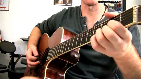 tutorial guitar plucking must learn picking pattern guitar lesson super important