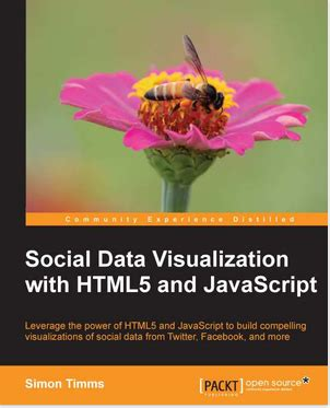 d3 js in data visualization with javascript books social data visualization with html5 and javascript