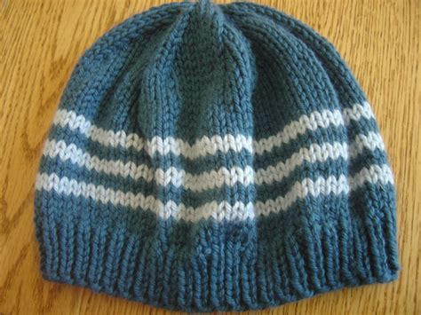 simple baby hat knitting pattern circular needles chemo cap both flat and circular knitting patterns