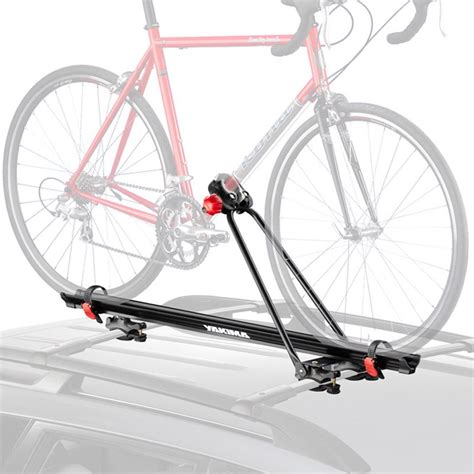 Yakima Bicycle Rack yakima 174 nissan maxima roof 1995 1999 raptoraero roof mount bike rack