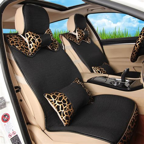 Cheap Car Interior Fabric by Popular Leopard Upholstery Fabric Buy Cheap Leopard
