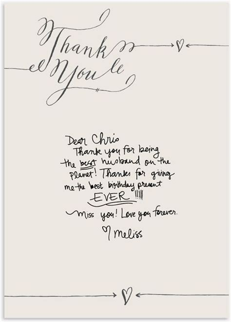 attached note card template best 25 thank you typography ideas on
