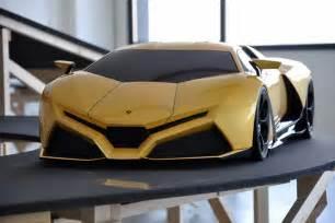 Concept Cars Lamborghini Lamborghini Cnossus Concept Design What Do You Think