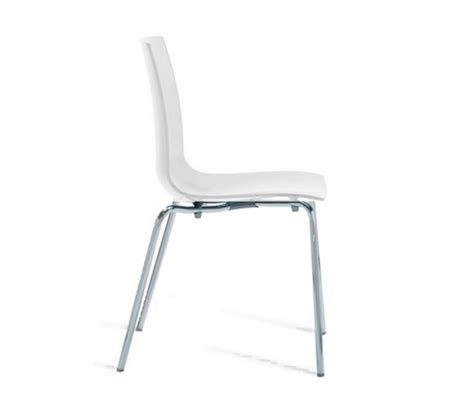 White Gloss Dining Chairs Dreamfurniture Lollipop Modern White Gloss Italian Dining Chair
