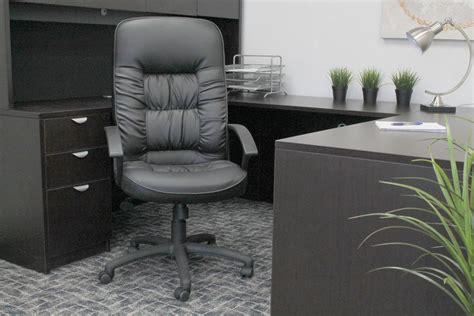 B7301 As high back leatherplus chair bosschair