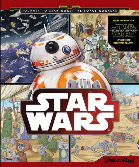 disney wars the last jedi look and find book 9781503728103 available 12 15 17 books journey to wars the awakens fills in gaps