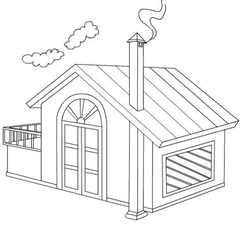 home design coloring book casa con comignolo disegni da colorare disegni da