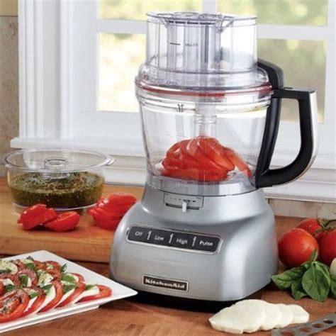 Kitchenaid Food Processor Aufsatz Zubeh R Kitchenaid 13 Cup 3 1l Wide Food Processor Silver R