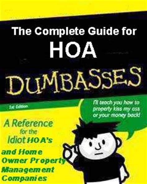 hilarious hoa stories 100 hilarious hoa stories standing up for florida