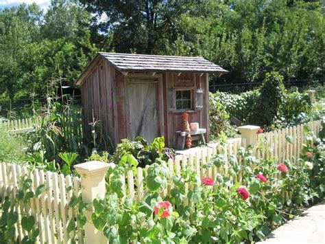 Rustic Garden Shed by Rustic Garden Shed And Rustic Garden Sheds